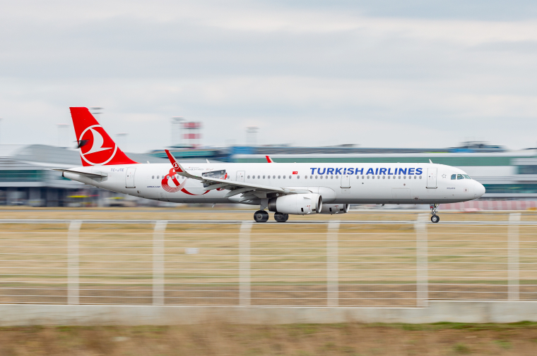 A321 Turkish Airlines
